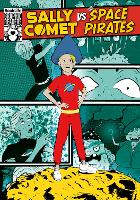 Sally Comet vs The Space Pirates - BookLife Graphic Readers (Paperback)