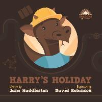 Harry's Holiday - Sunburst City Dragons (Paperback)