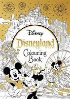 Disneyland Parks Colouring Book (Paperback)