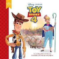 Disney Pixar Toy Story 4 - Little Readers (Hardback)