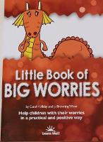 The Little Book of Big Worries - The Little Book of Feelings 3 (Paperback)