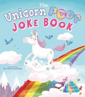 The Unicorn Poop Joke Book (Paperback)