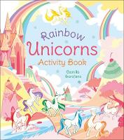Rainbow Unicorns Activity Book (Paperback)