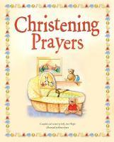 Christening Prayers (Hardback)