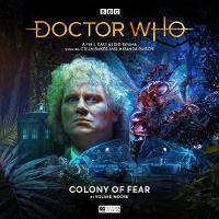 Doctor Who: The Monthly Adventures #273 - Colony of Fear