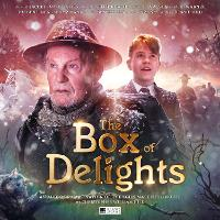 The Box of Delights (CD-Audio)