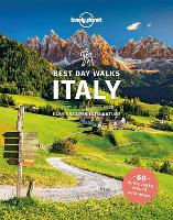 Lonely Planet Best Day Walks Italy - Travel Guide (Paperback)