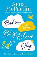 Below the Big Blue Sky (Paperback)