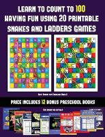Best Books for Toddlers Aged 2 (Learn to count to 100 having fun using 20 printable snakes and ladders games): A full-color workbook with 20 printable snakes and ladders games for preschool/kindergarten children. The price of this book includes 12 printable PDF kindergarten/preschool workbooks - Best Books for Toddlers Aged 2 35 (Paperback)
