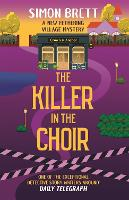 The Killer in the Choir - Fethering Village Mysteries (Paperback)