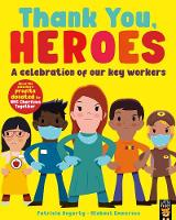 Thank You, Heroes: A celebration of our key workers (Paperback)