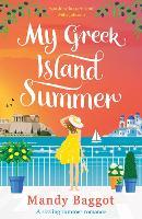 My Greek Island Summer (Paperback)