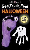 See Touch Feel: Halloween - See Touch Feel (Board book)