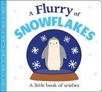 A Flurry of Snowflakes - Picture Fit (Board book)