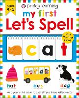 My First Let's Spell - Priddy Learning