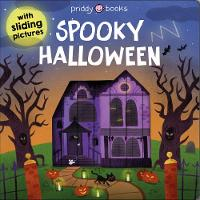 Spooky Halloween - Sliding Pictures (Board book)