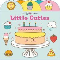 Pull Tab Surprise: Little Cuties (Board book)