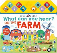 What Can You Hear On The Farm - What Can You Hear? 1