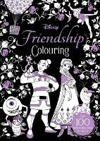 Disney Friendship Colouring (Paperback)