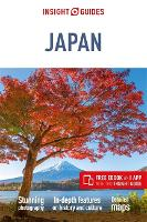 Insight Guides Japan (Travel Guide with Free eBook) - Insight Guides (Paperback)