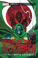 Reign of the Devourer: A Marvel Untold Novel - Marvel Untold (Paperback)