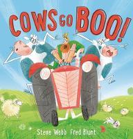 Cows Go Boo! (Hardback)