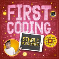 Simple Algorithms - First Coding (Hardback)