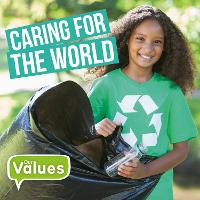 Caring for the World - Our Values (Paperback)