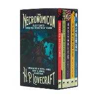 The Necronomicon: 5-Volume box set edition - Arcturus Classic Collections