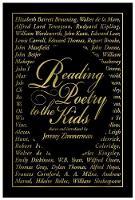 Reading Poetry to the Kids (Hardback)