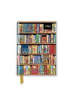 Bodleian Libraries Bookshelves Pocket Diary 2022