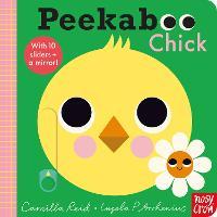 Peekaboo Chick - Peekaboo (Board book)