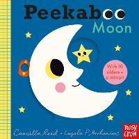 Peekaboo Moon - Peekaboo (Board book)