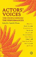 Actors Voices: The People Behind the Performance (Paperback)