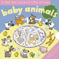 Felt Fun Baby Animals (Hardback)