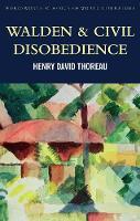 Walden & Civil Obedience - Wordsworth Classics of World Literature (Paperback)