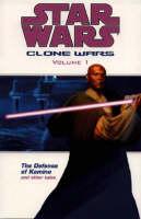 Star Wars - The Clone Wars: Defense of Kamino - Star Wars (Paperback)