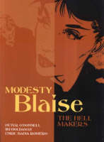 Modesty Blaise - the Hell Makers (Paperback)