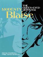 Modesty Blaise - the Green-Eyed Monster