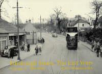 Edinburgh Trams, the Last Years: West v. 3 (Paperback)