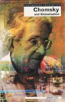 Chomsky and Globalisation - Postmodern Encounters (Paperback)