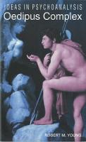 The Oedipus Complex - Ideas in Psychoanalysis (Paperback)