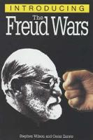 Introducing the Freud Wars: A Graphic Guide - Introducing series (Paperback)