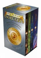 Fighting Fantasy Sorcery Box Set: Sorcery 1-4 (the Shamutanti, Khare - Cityport of Traps, the Seven Serpents, the Crown of Kings) - Fighting Fantasy S. 9, 11, 13, 15 (Paperback)
