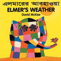 Elmer's Weather - Elmer (Board book)