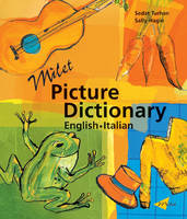 Milet Picture Dictionary (japanese-english) (Hardback)