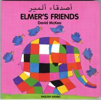 Elmer's Friends (arabic-english) (Board book)