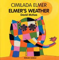 Elmer's Weather (italian-english) (Board book)