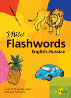 Milet Flashwords (Russian-English): Russian-English (Paperback)