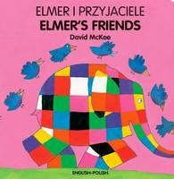 Elmer's Friends (arabic-english) (Hardback)